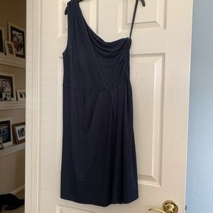 Marc by Marc Jacobs stunning navy dress, L
